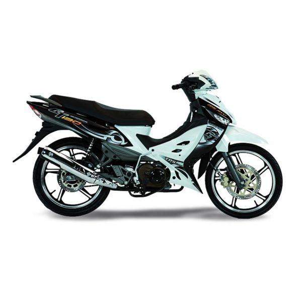 موتورسیکلت گالکسی مودناس