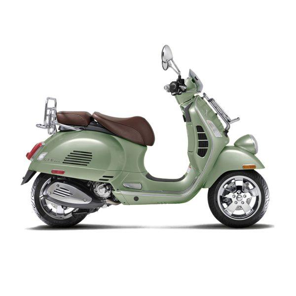 موتورسیکلت وسپا جی تی وی